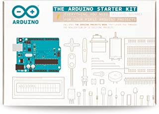 Arduino Starter Kit for Beginner Multicoloured English Projects Book