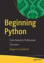 Best beginning python from novice to professional Reviews
