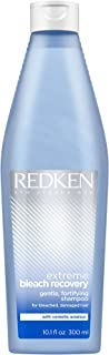 Redken Extreme Bleach Recovery Shampoo | For Bleached Hair | Restores Strength, Softness & Shine | Silicone Free