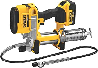 Best dewalt 18 volt cordless grease gun kit Reviews