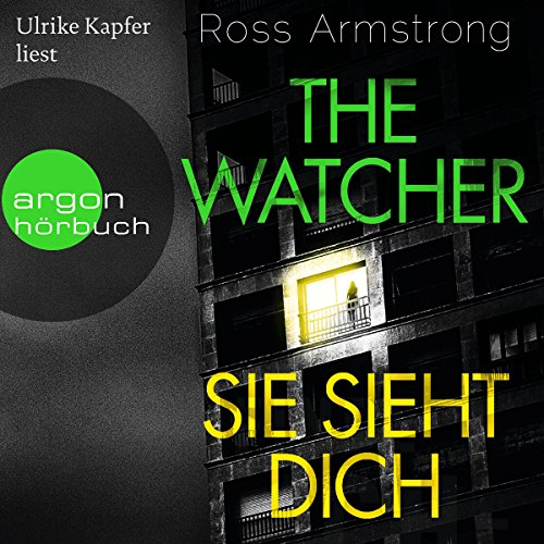 The Watcher: Sie sieht dich audiobook cover art