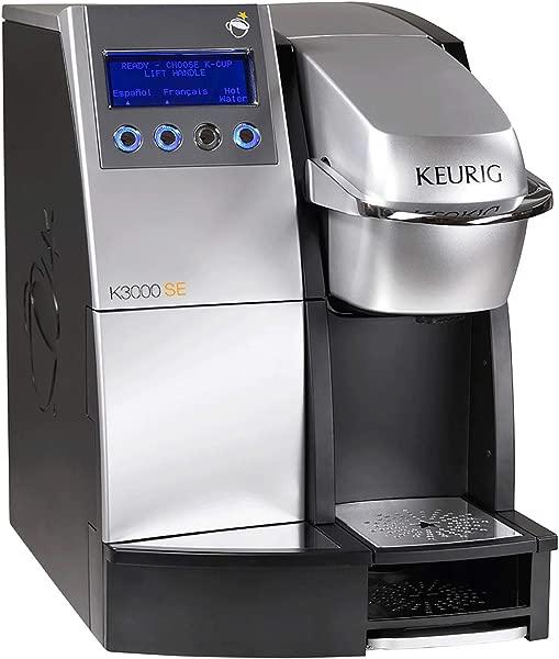 K3000SE K3000 Keurig 布鲁尔月银