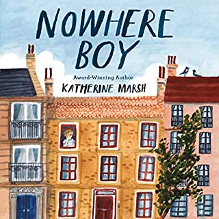 Nowhere Boy audiobook cover art