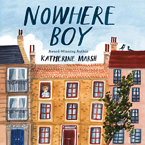 Nowhere Boy cover art