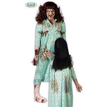 Disfraz de Niña del Pozo con set de caracterizacion: Amazon.es ...