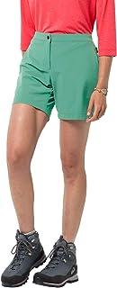 Jack Wolfskin Jwp Shorts W Pantalones Cortos, Mujer