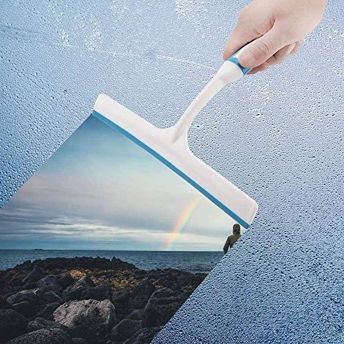 Glazen ruitenwisserblad, ruitenwisser, douche, auto, glas, drogen, schoon wassen, glazen deur, bureaureiniging, ergonomische handgreep, afvegen rand lemmet