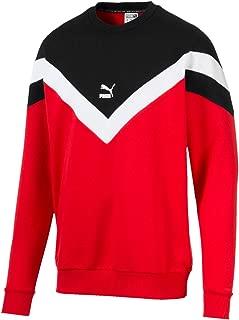 Puma Erkek Sweatshirt Iconic Mcs Crew Tr