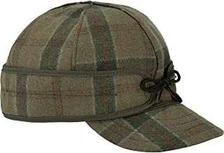 Original Kromer Cap - Winter Wool Hat with Earflap