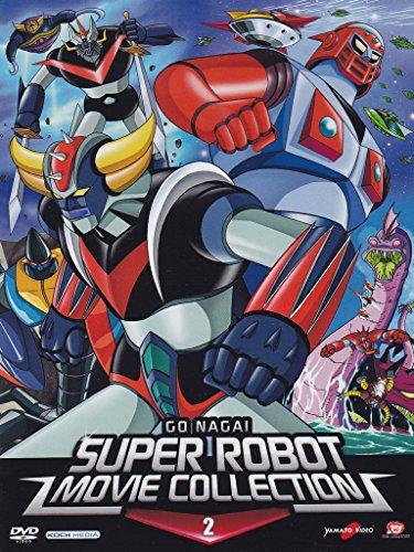 Go Nagai - Super Robot Movie CollectionVolume02