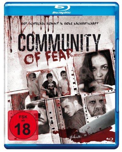 Der Schrecken kommt in deine Nachbarschaft / Community (2012) ( ) (Blu-Ray)