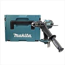 Makita DHP458ZJ Taladro combinado 91Nm 18V + maletin Makpac