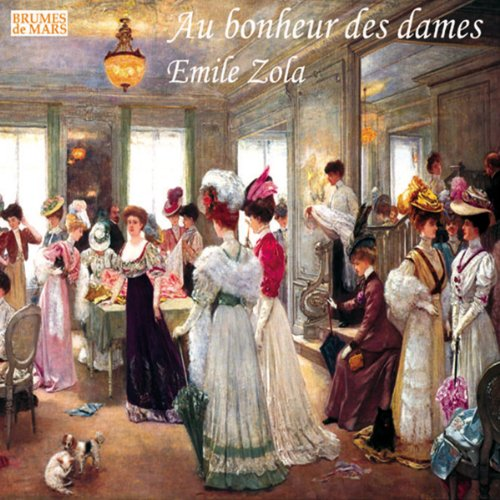 Au bonheur des dames audiobook cover art