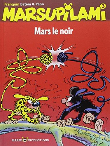 Le Marsupilami, tome 3 : Mars le noir, nouvelle édition