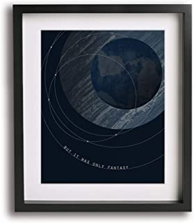 Hey You by Pink Floyd inspired rock song lyric art print