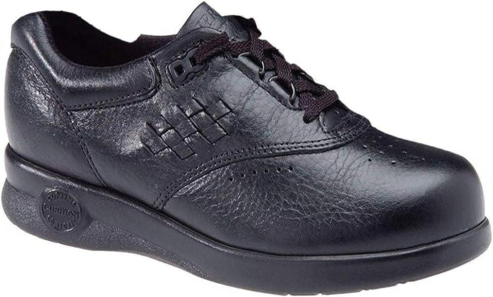 softspots Women's 70097 Blk M 090 Loafer Flat