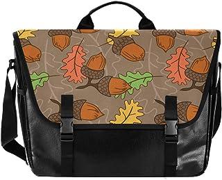 Bolso de lona con diseño de piña para hombre y mujer, estilo retro, para hombro, ideal para iPad, Kindle, Samsung