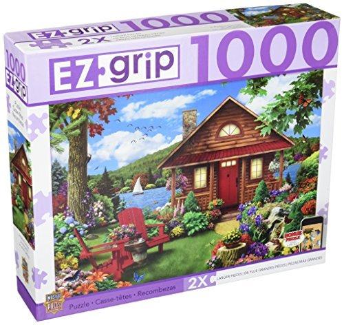 A Perfect Summer EZ Grip Jigsaw  (1000 Piece) by MasterPieces