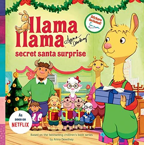 Llama Llama Secret Santa Surprise