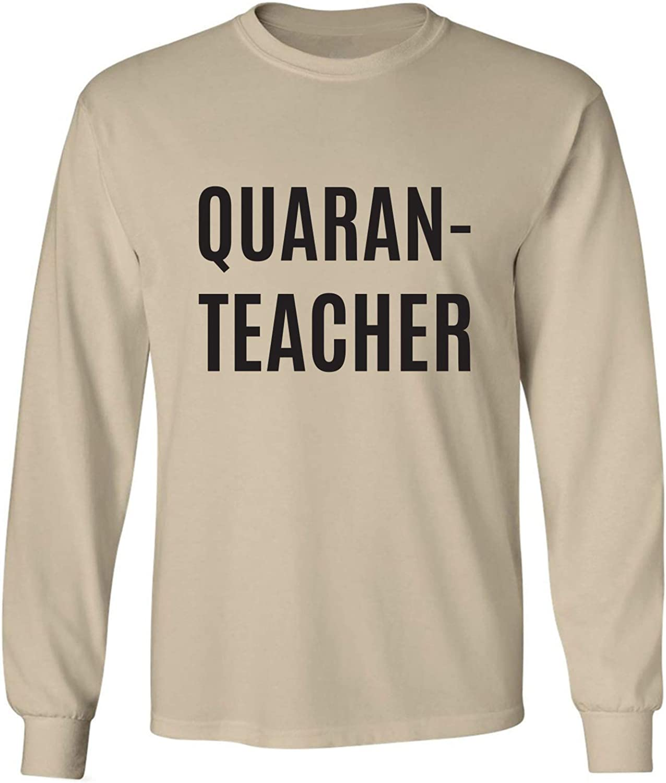 zerogravitee Quaran-Teacher Adult Long Sleeve T-Shirt