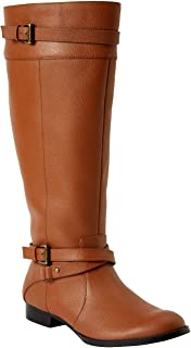 Best 18 inch wide calf leather boots Reviews