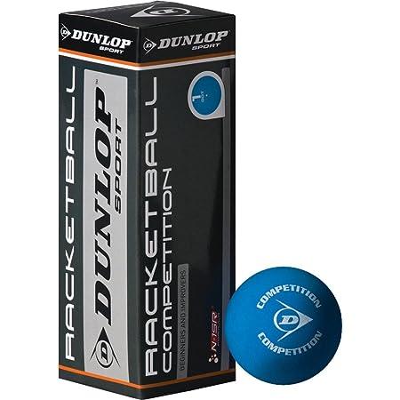 Tecnifibre Racquetball Balls 3 Pack