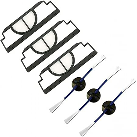 10pcs//lot Filter Replacement for iRobot Roomba Discovery  400 4000