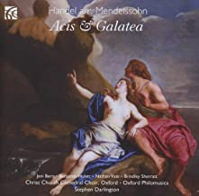 Haendel : Acis et Galatée (arr. Mendelssohn). Darlington