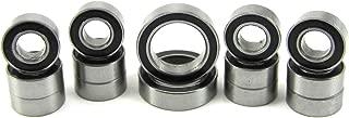 HPI E-Firestorm 10T Flux Precision Ball Bearing Kit (14) Rubber Seals