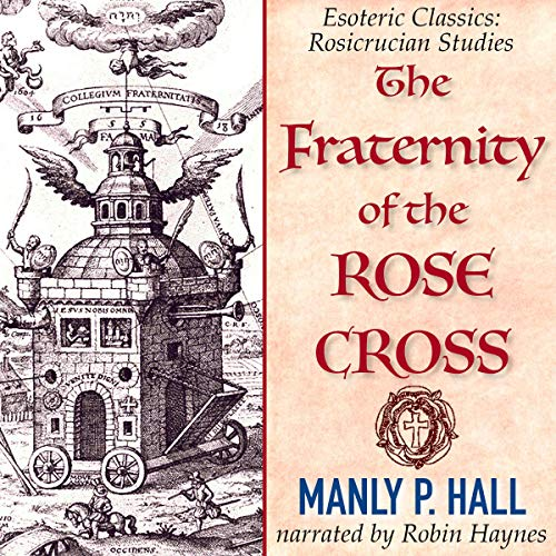 The Fraternity of the Rose Cross  By  cover art