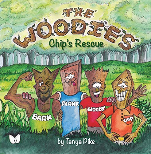 The Woodies: Chip's Rescue (English Edition)