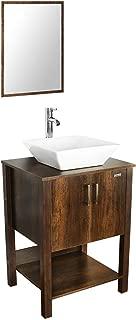 Best 15 inch bathroom sink vanity Reviews