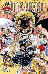 One Piece - Édition originale - Tome 79 - Lucy !! d'Eiichiro Oda