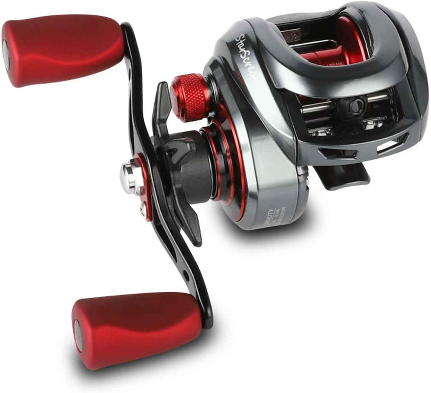 Carp Fishing Reel Anti-sea Water Wheel Regular Over item handling discount U-Shape Drop