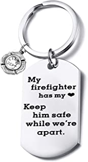 firefighter jewelry for him