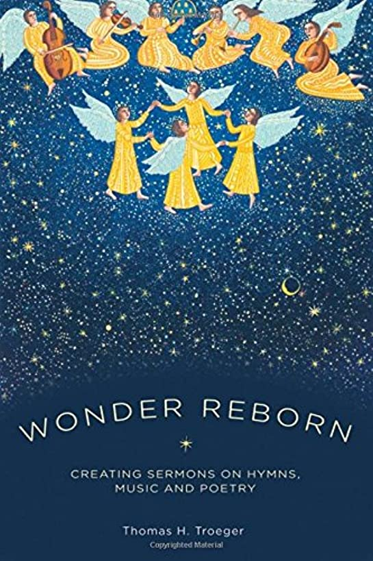 Wonder Reborn: Creating Sermons on Hymns, Music, and Poetry pck8937888998626