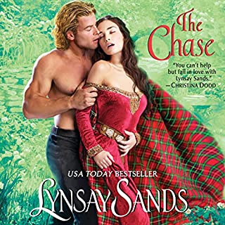 The Chase     Deed, Book 3              Written by:                                                                                                                                 Lynsay Sands                               Narrated by:                                                                                                                                 Chloe Lynn                      Length: 11 hrs and 19 mins     2 ratings     Overall 5.0