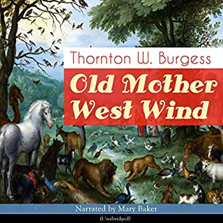Old Mother West Wind cover art