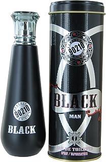 Beverly Hills 90210 Black Jeans Eau de Toilette Spray, 3.4 Ounce