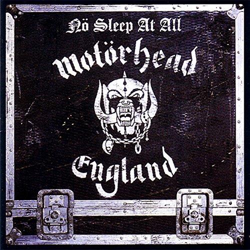 Motörhead: No Sleep at All (Audio CD)