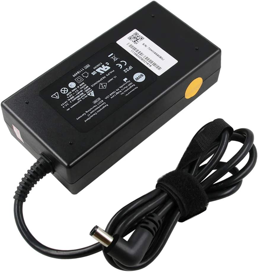 80W AC DC Adapter Charger for Philips Respironics DreamStation Machines 660P 667P 760 760P 767P
