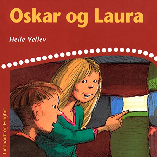 Oskar og Laura cover art