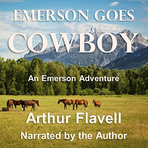 Couverture de Emerson Goes Cowboy