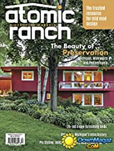 Atomic Ranch Magazine winter 2017(The beauty of preservation)