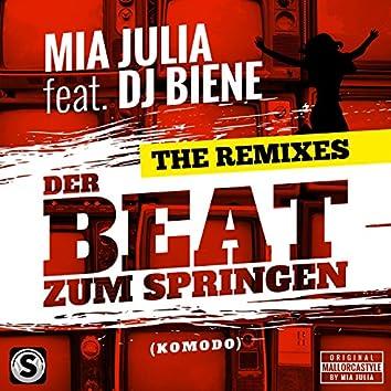 Der Beat zum Springen (Komodo) [The Remixes]