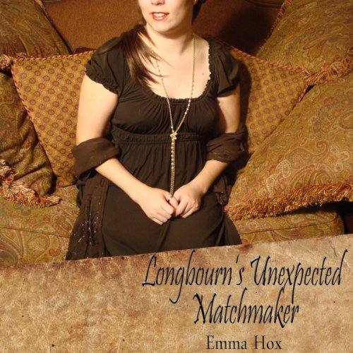 Longbourn's Unexpected Matchmaker audiobook cover art