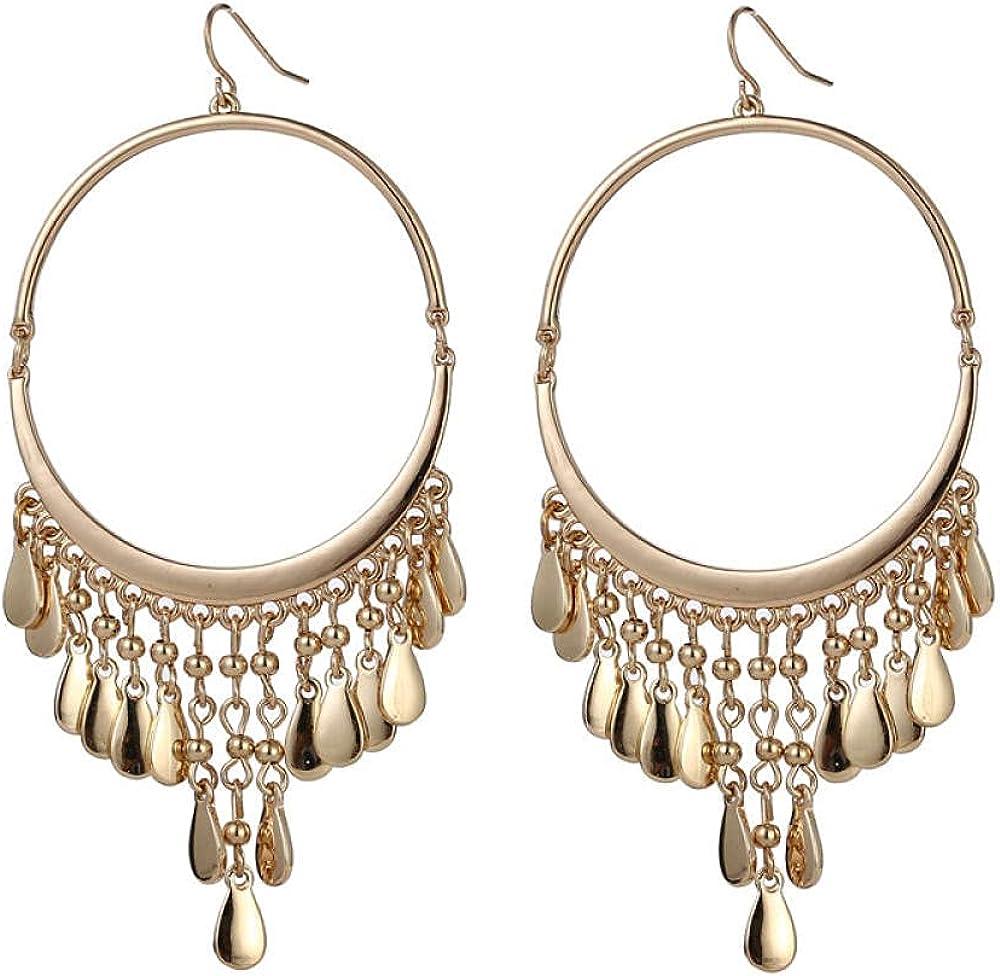 Cuff Earringswater Droplets Geometric Soda Earrings Earrings