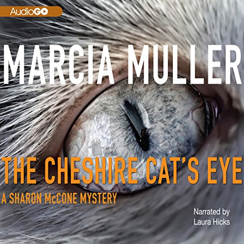 The Cheshire Cat's Eye audiobook cover art
