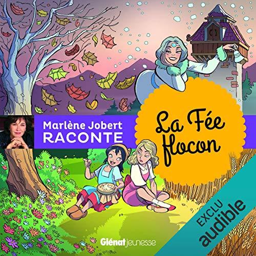 La fée flocon audiobook cover art