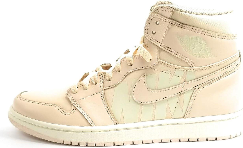 NIKE Men's Air Jordan 1 Retro High OG Guava Ice Ice Ice 555088-801 (Size: 8) B07GT5YQT8 8a1072